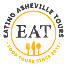 Eat asheville tours logo